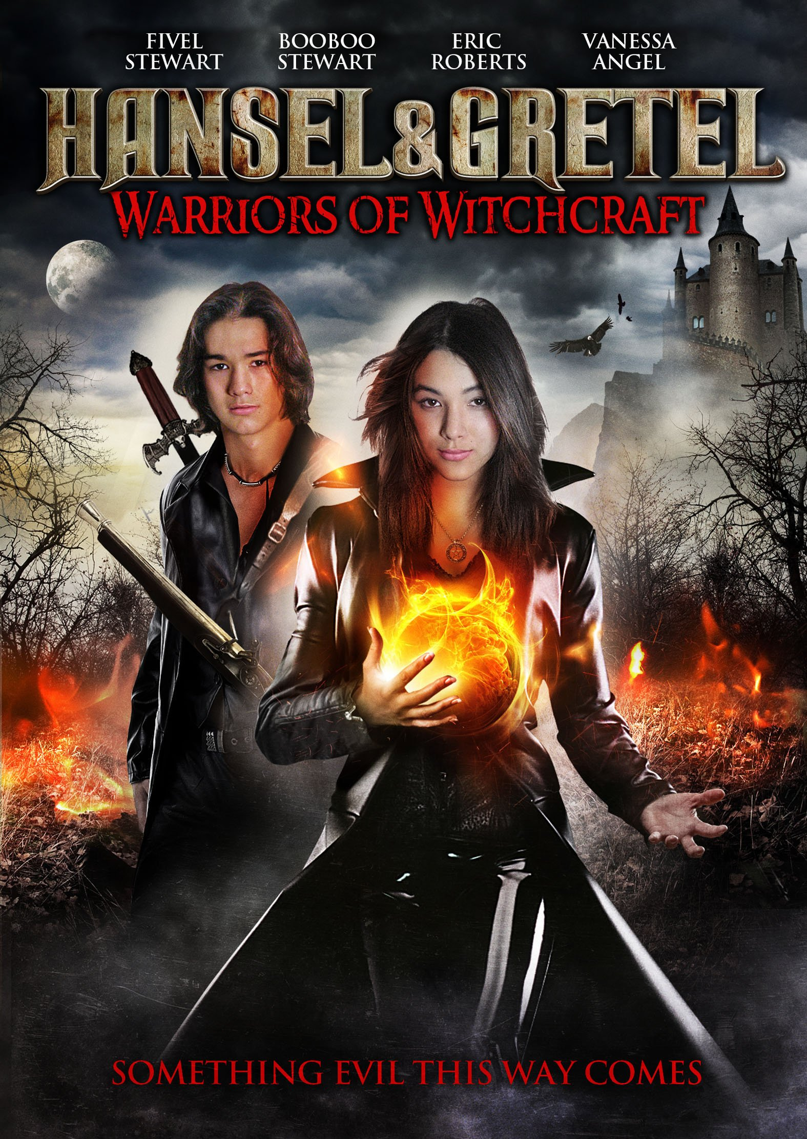 DVD : Hansel and Gretel: Warriors Of Witchcraft (, Dolby, Widescreen)