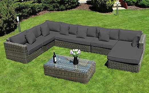 baidani - Funda sofás Doble de Exterior: Amazon.es: Jardín