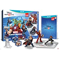 Infinity 2.0 Starter Pack-Marvel Super Heroes-Wiu-Nla