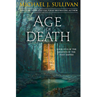 Age of Death (The Legends of the First Empire Book 5) (English Edition)