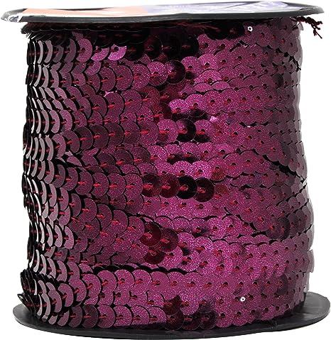 5 yd burgundy /& gold embellishment rope braid trim applique 6 mm
