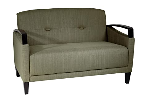 Amazon.com: Calle Principal Loveseat, Marrón: Kitchen & Dining