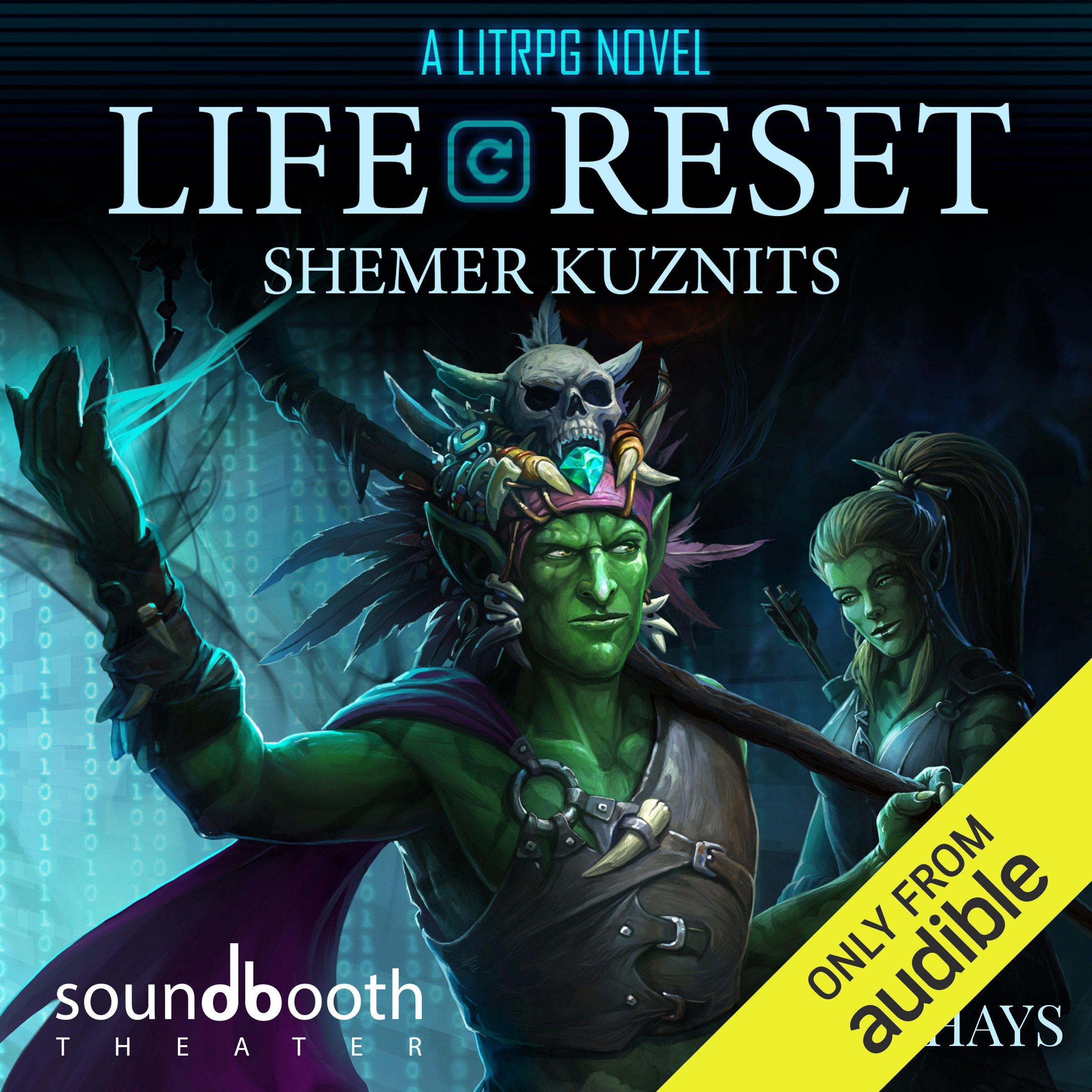 Life Reset: A LitRPG Novel: New Era Online, Book 1 by Spoken Realms