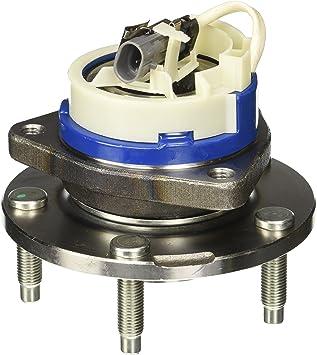 Wheel Bearing and Hub Assembly Rear WJB WA512153