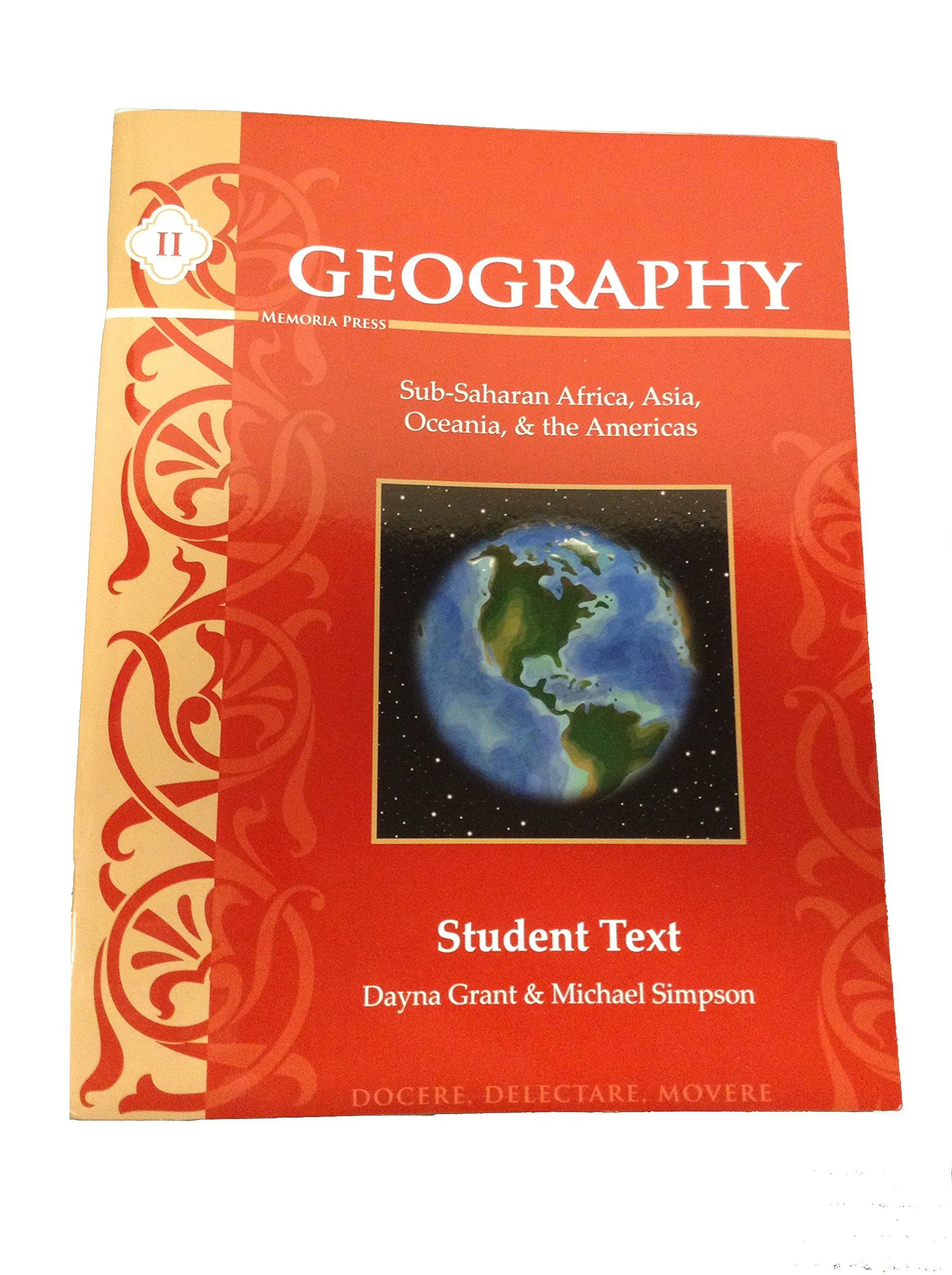 Read Online Geography II, Student Text (Sub-Saharan Africa, Asia, Oceania, & the Americas) ebook