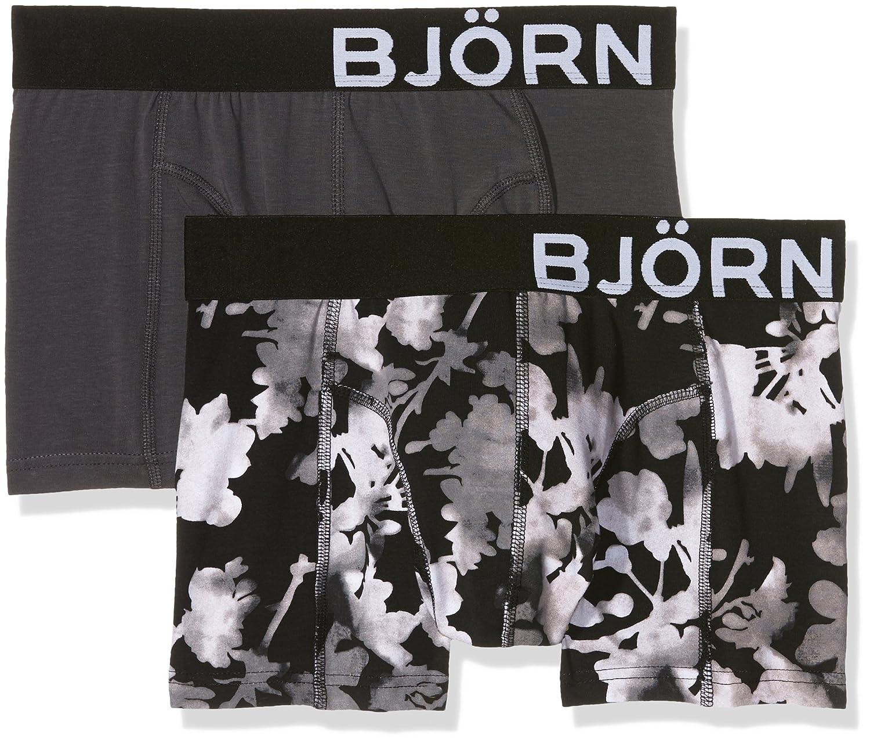 Björn Borg Herren Boxershorts Bb Blossom Pack of 2