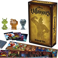 Ravensburger Disney Villainous: Despicable Plots Strategy Board Game for Ages 10 and Up – The Newest Standalone Game in…