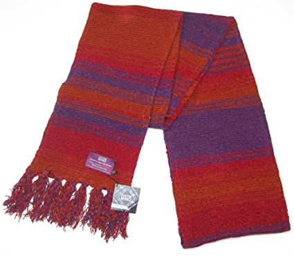 Doctor Who Scarf Official Bbc Doctor Who Season 18 Chenille Scarf