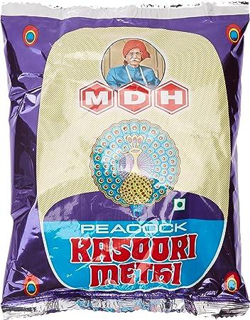MDH Peacock Kasoori Methi, 50 g