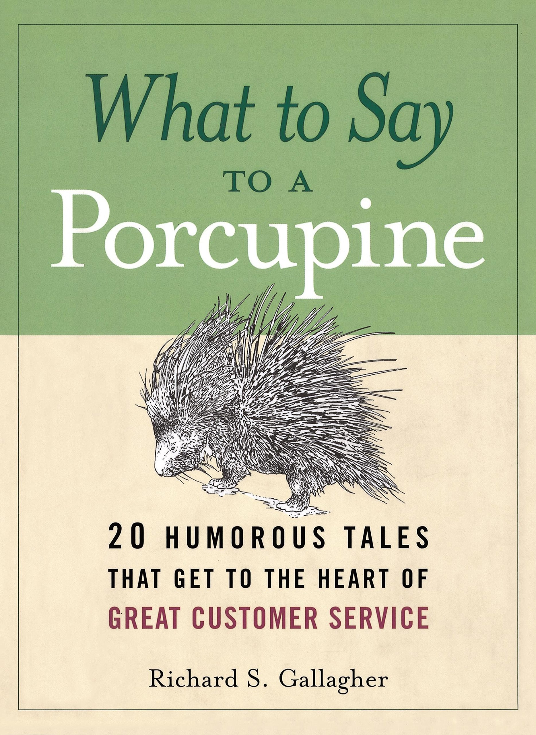 Download What to Say a Porcupine pdf