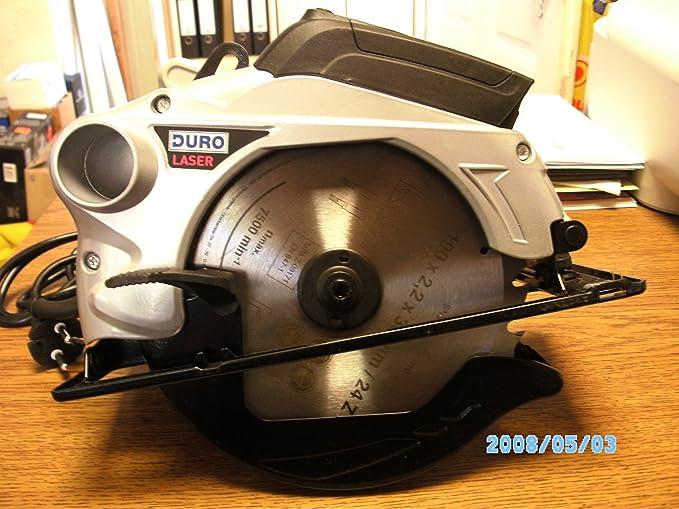Laser Entfernungsmesser Duro : Laser handkreissäge w bis mm schnittiefe laserschnittführung
