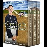 Amish Country Tours 3-Book Boxed Set Bundle (Amish Country Tours, Amish Romance Series (An Amish of Lancaster County Saga) 4)