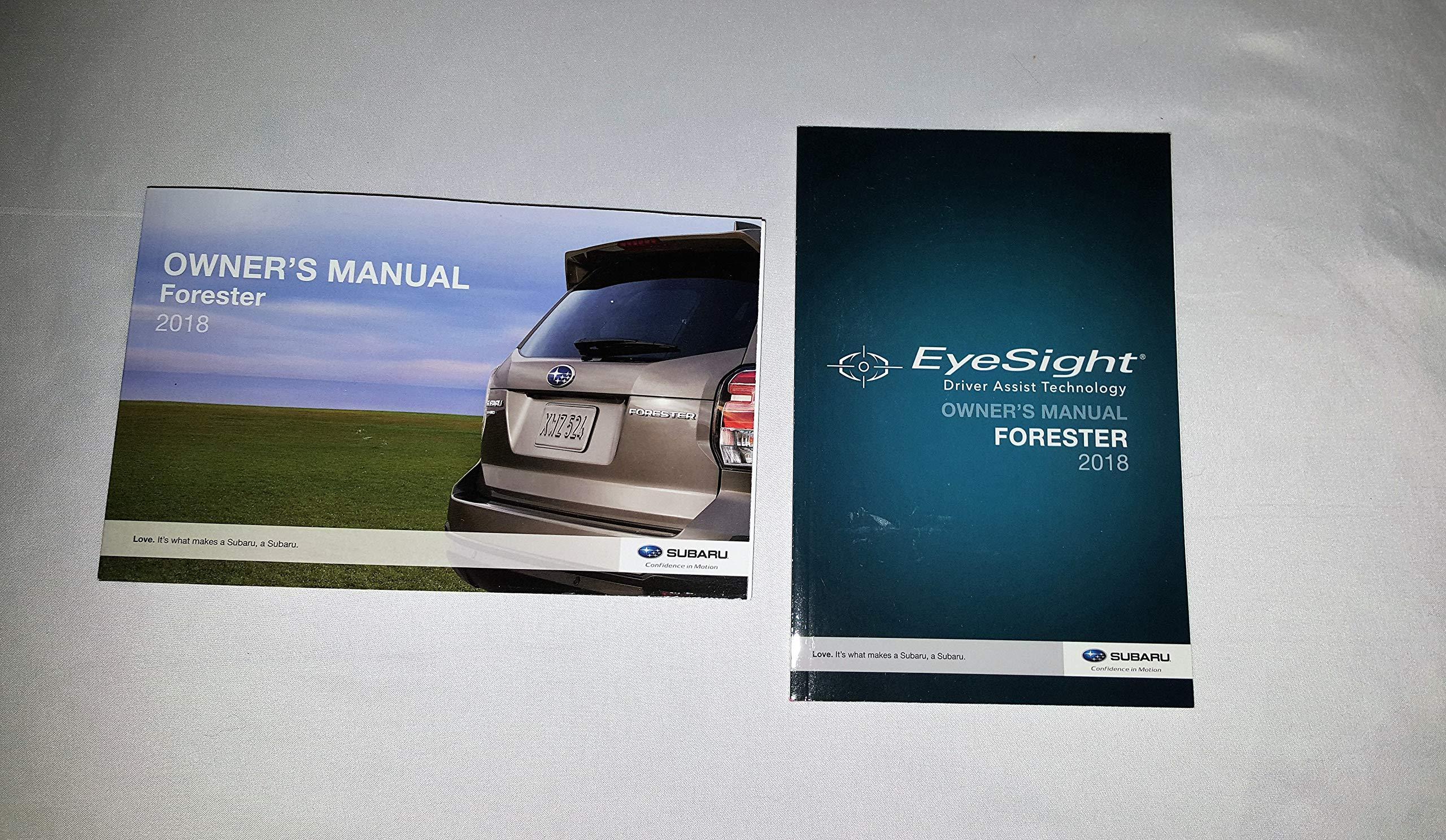 subaru owner manual
