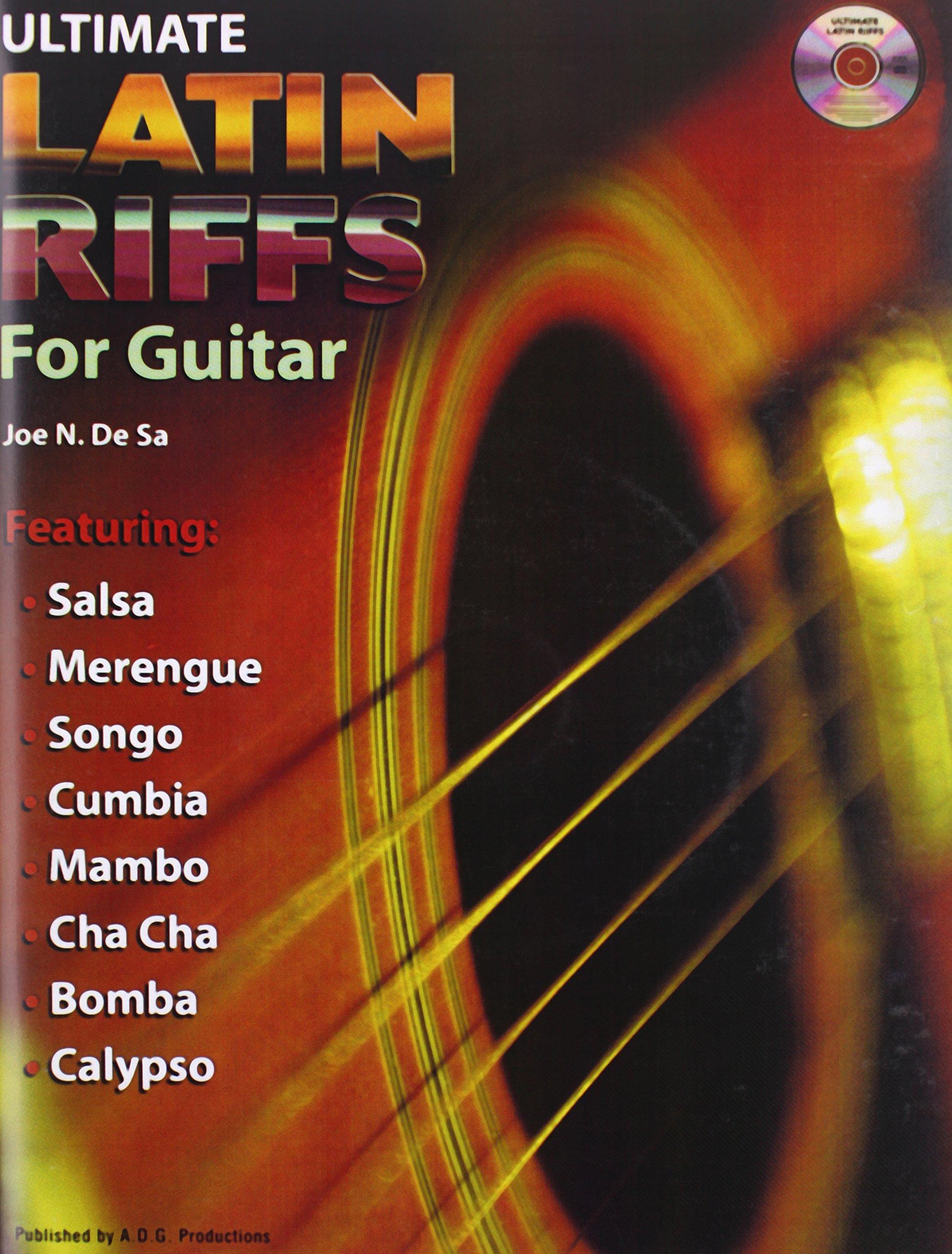Ultimate Latin Riffs Guitar Featuring