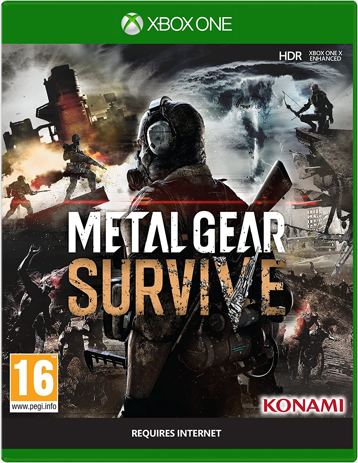 Metal Gear: Survive - Xbox One [Importación inglesa]: Amazon.es ...
