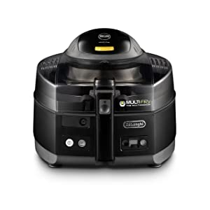 De'Longhi FH1163 MultiFry, air fryer and Multi Cooker, Black