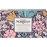 Morris & Co Pink Clay & Honeysuckle Scented Soap 230g