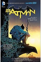 Batman (2011-2016) Vol. 5: Zero Year – Dark City (Batman Graphic Novel) (English Edition) eBook Kindle
