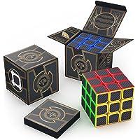 Gira Más Rápido y Con Más Precisión Que El Original; Súper duradero con Colores Vívidos; Cubo Rápido Mejor Vendido 3x3; ¡Garantía de Devolución del 100% del Dinero!