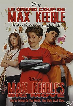 Disneys Max Keebles Big Move Bilingual Amazon Ca Alex D Linz Nora Dunn Robert Carradine Amber Valletta Larry Miller Jamie Kennedy Zena Grey