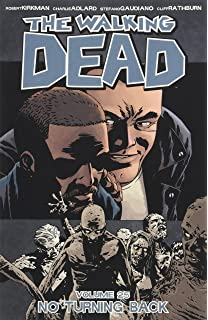 Amazon the walking dead compendium two 9781607065968 robert the walking dead volume 25 no turning back fandeluxe Choice Image