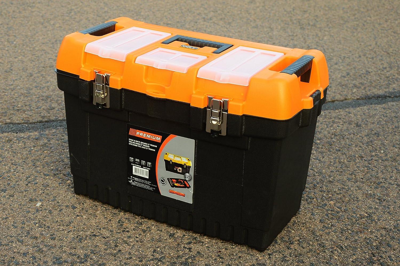 22 Jumbo – Caja de herramientas vacía Caja de herramientas caja de ...