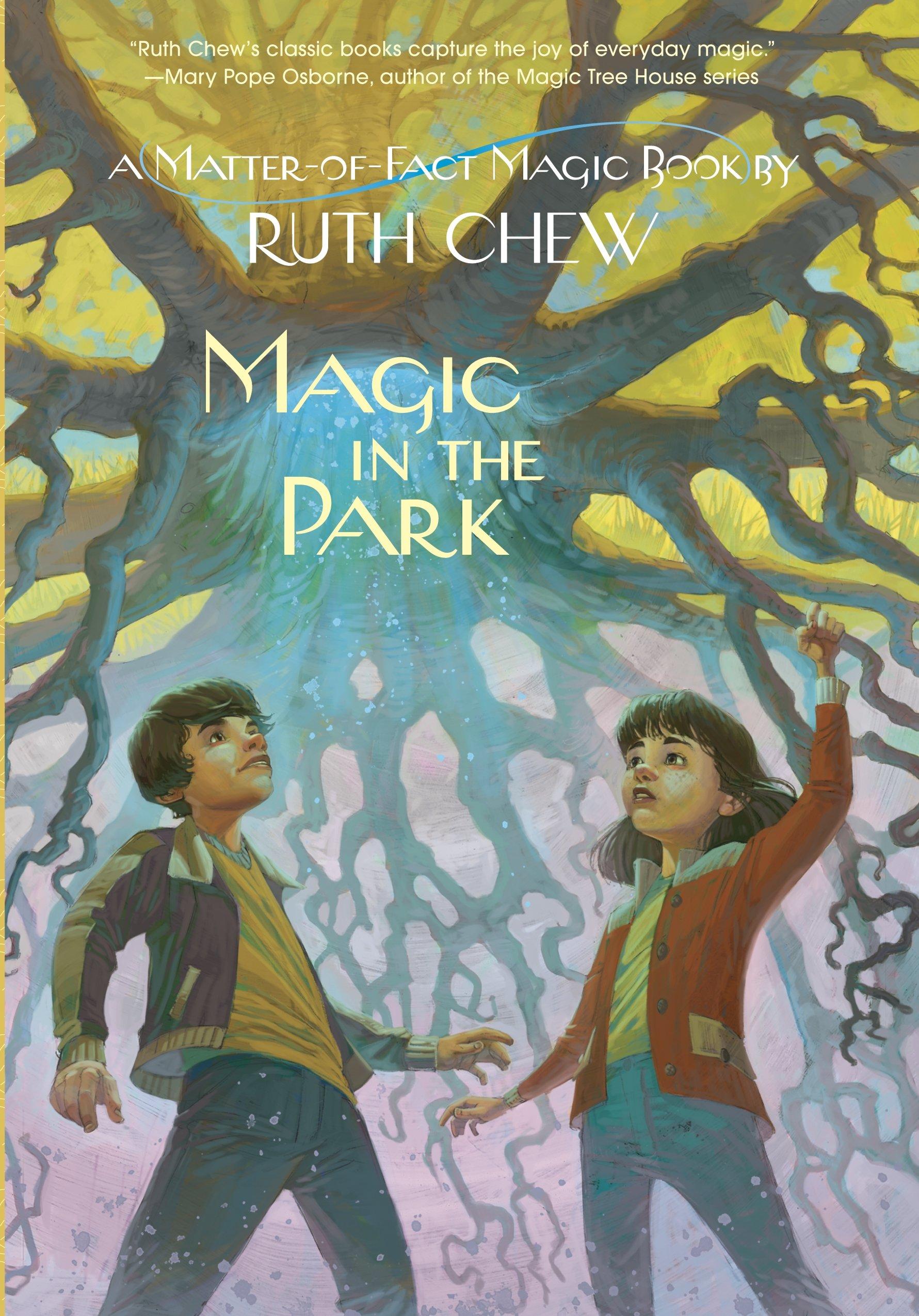A Matter-of-Fact Magic Book: Magic in the Park pdf