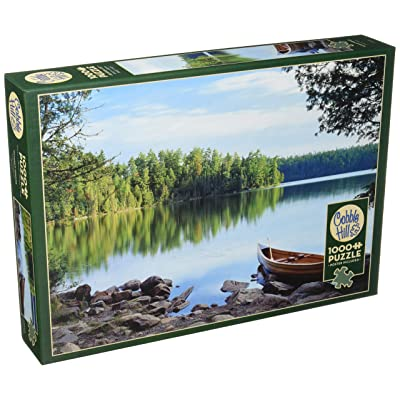 Cobblehill 80093 1000 pc Nature's Mirror Puzzle, Various: Toys & Games