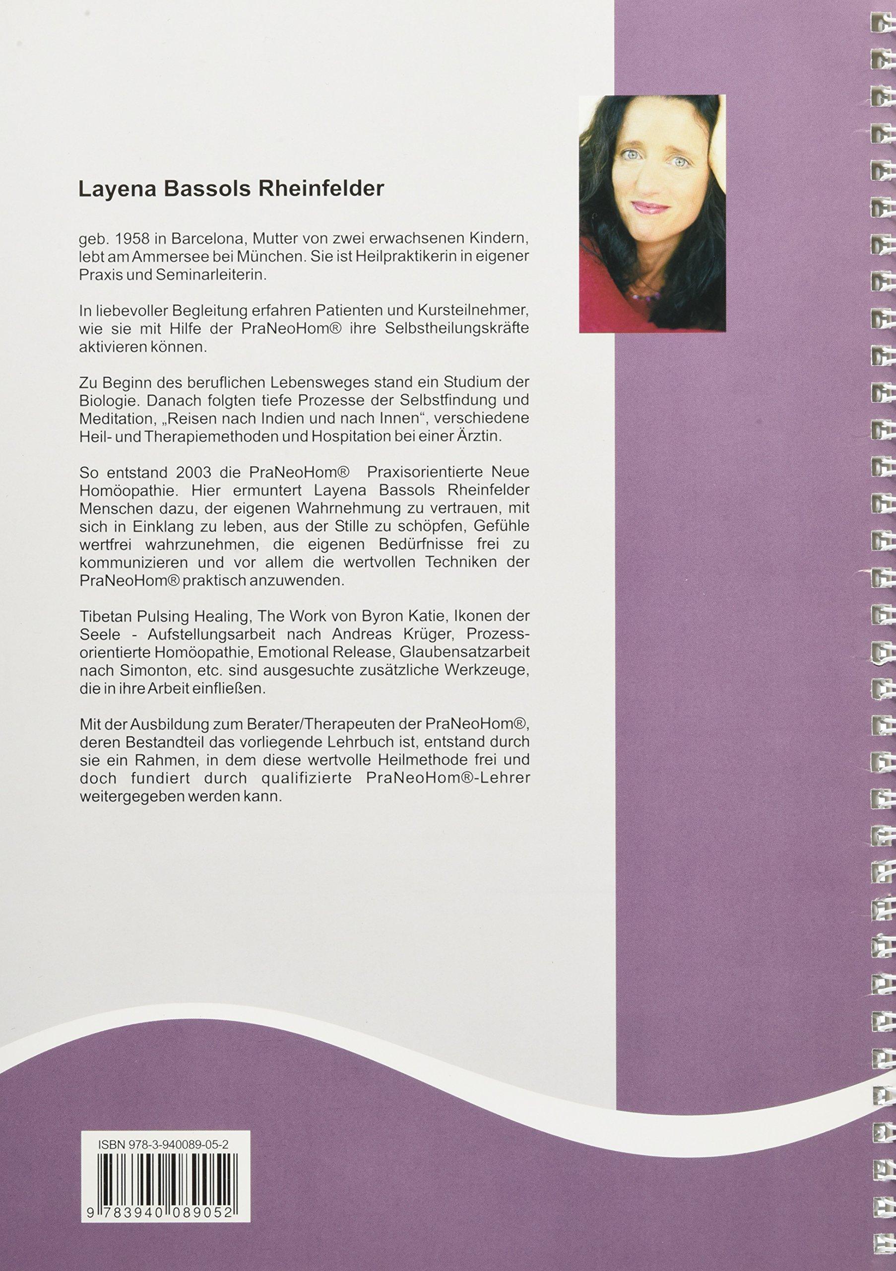 PraNeoHom® Lehrbuch Band 6 - Praxisorientierte Neue Homöopathie ...