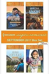 Harlequin Superromance September 2017 Box Set: An Anthology Kindle Edition