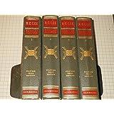 R. E. Lee: A Biography, Pulitzer Prize Edition (4 Volume Set)