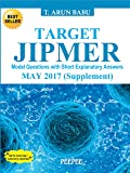 Target Jipmer Pgmee May 2017 supplement