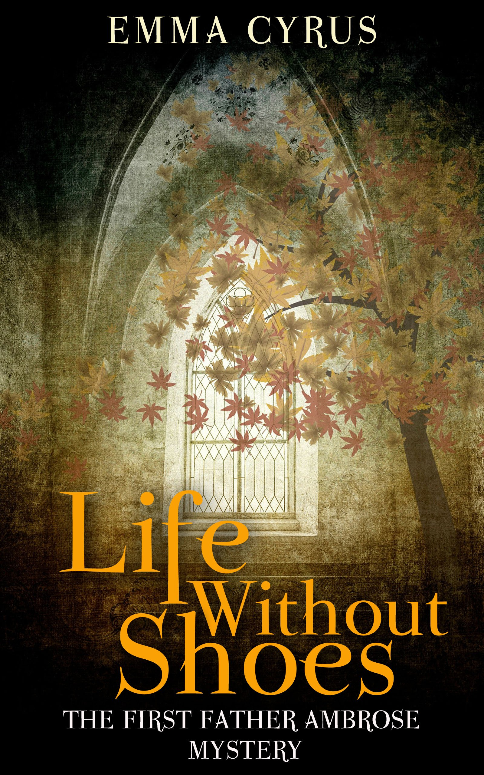 Life Without Shoes: The First Father Ambrose Mystery (English Edition)