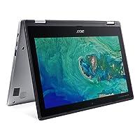 "Acer Chromebook Spin 11 CP311-1H-C96U 11,6"" HD Tactile Argenté (Intel Celeron, 4Go de RAM, eMMC 32Go, Intel HD Graphics 500, Chrome Os)"