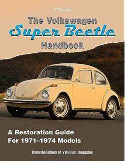 Volkswagen service manual super beetle beetle karmann ghia 1970 the volkswagen super beetle handbook hp1483 a restoration guide for 1971 1974 models fandeluxe Images