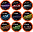 Brooklyn Beans Coffee Pods Assorted Gourmet Variety Pack, Compatible with 2.0 Keurig K Cup Brewers, (Dark, Light, Medium, and Flavored Coffee) 40 Count