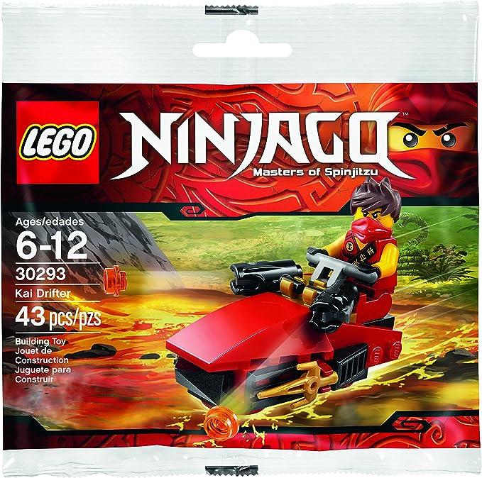 LEGO, Ninjago, Kai Drifter Set (30293) Bagged