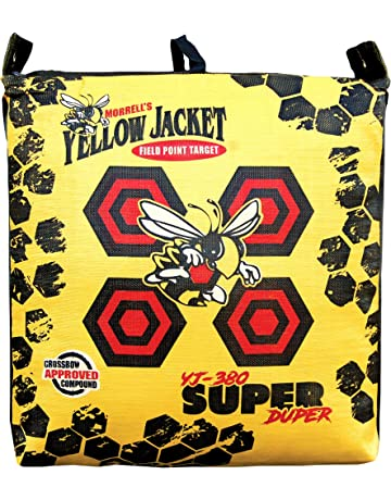 Morrell Super Duper Field Point Bag Archery Target - for Compound Bows and  Crossbows up to 72a130b7bc