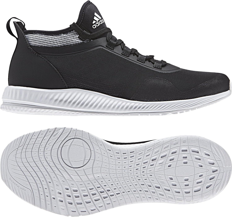 adidas Damen Gymbreaker 2 W Fitnessschuhe, Weiß (Ftwbla