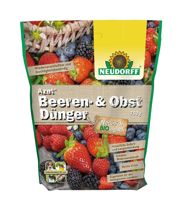 Neudorff Azet di bacche e frutta, 750G