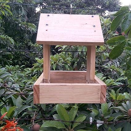 Buy Mybageecha Wooden Bird Feeder Diy Kit Online At Low