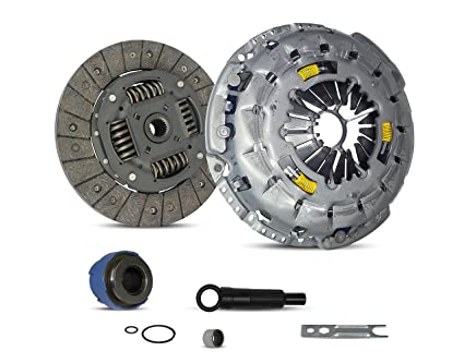Clutch Kit Works With Ford Ranger Explorer Mazda B4000 Sport XL XLT FX4 Base SE STX