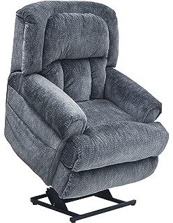 Catnapper Burns 4847 Power Dual Motor Infinate Position Full Lay Flat Lift  Chair Recliner   Element