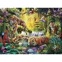 Ravensburger Puzzle, Tigers, 1500 Parça