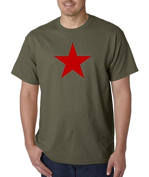 Camiseta del ejército Militar de Rusia CCCP USSR de Red Star ...