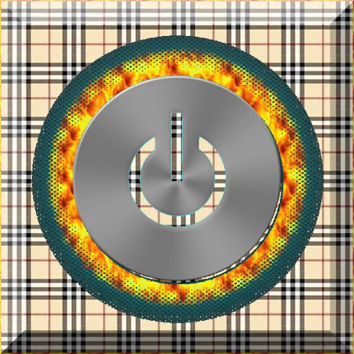 Flashlight for Kindle (Bug Pancake Pan)