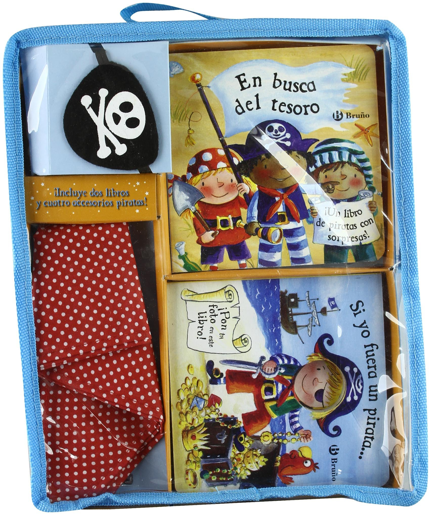 Mi super estuche de pirata/ My Super Pirate Kit (Mis ...