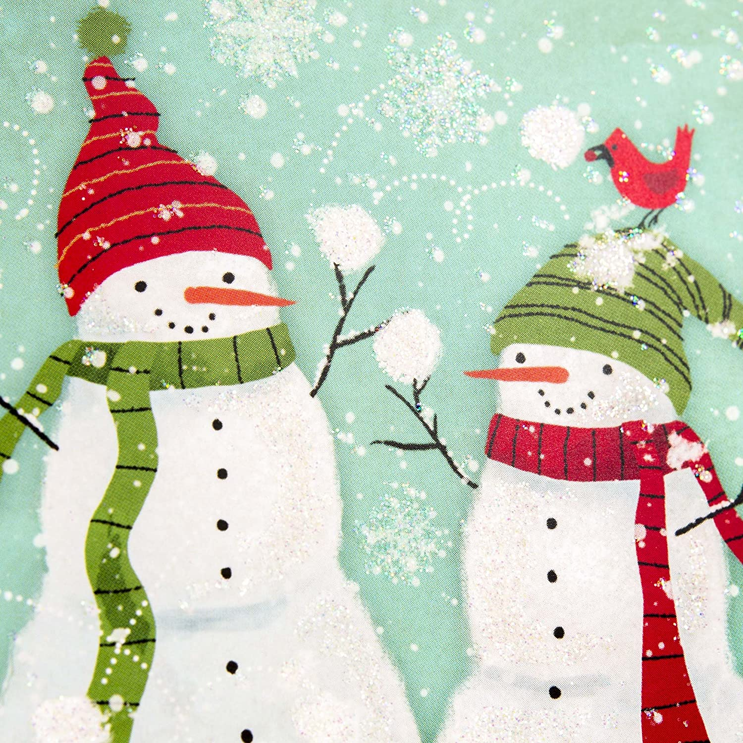 Amazon.com : Hallmark Holiday Boxed Cards (Snowman Snowball Fight ...