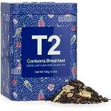 T2 Tea Canberra Breakfast Black Tea, Loose Leaf Black Tea in T2 Icon Tin 2020, 100 g