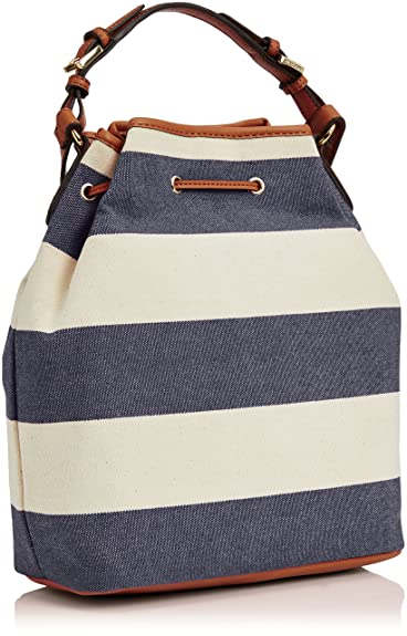 0fcfa91200 Tommy Hilfiger Womens Summer Bucket 403 Top-Handle Bag Midnight Stripe:  Amazon.co.uk: Shoes & Bags